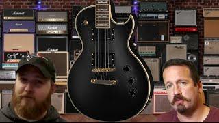 Harley Benton SC-1000/L-1000 Tone Demo (ESP Eclipse/EC1000 Clone)