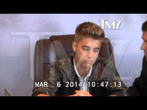 Justin Bieber Deposition Video #7 (March 06): Justin Bieber I Take Xanax Illegally