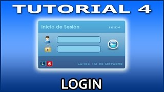getlinkyoutube.com-Diseño de Interfaces en Visual Studio (C# y Vb) Parte 4 Login