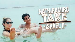 NATH Y RAMIRO TAKE ISRAEL PT.2 #VINEVSTWITTER