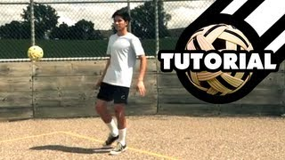 getlinkyoutube.com-Sepak Takraw | Skills Practicing TUTORIAL