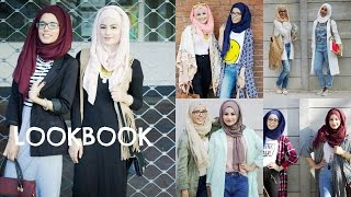 getlinkyoutube.com-Back To School Lookbook! | Hijab Hills