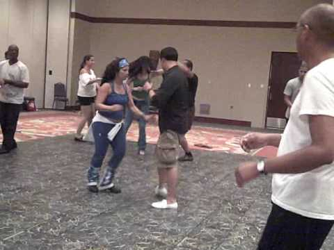 Puerto Rico Salsa Congress Beginner Salsa Class (On1)