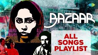 Bazaar (1982) - Full Album Songs | Farooq Shaikh, Smita Patil | Audio Jukebox