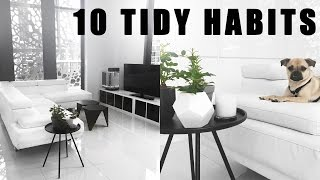 getlinkyoutube.com-10 Tidy Habits That Will Change Your Life