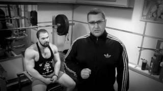 getlinkyoutube.com-Дыскин Алексей   тренер чемпионов  Тренировка груди