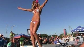 getlinkyoutube.com-Cinco de Mayo Bikini Contest Line Up - 2014
