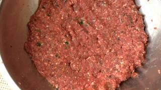 getlinkyoutube.com-طريقة عمل كباب الشوي على الفحم مطبخ رنا