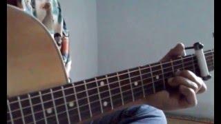 getlinkyoutube.com-Diễm Xưa guitar slow rock đệm hát