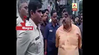 Clash of Unwilling farmers and TMC workers in Birbhum, Anubrata Mandal dares police to arr