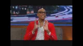 RuPaul interviewed by Arsenio February 20, 2014 (full)