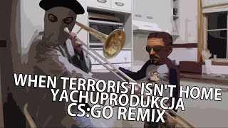When Terrorist isn't home (When Mom isn't home Parody) CS:GO REMIX
