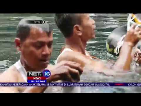 Meriahnya Upacara Melasti Umat Hindu di Berbagai Wilayah Indonesia - NET16