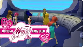 getlinkyoutube.com-Winx Club PC Game - 25. Winx Club travel to Domino