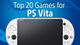 Top 20 PlayStation Vita Games   2017