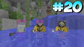 Minecraft xbox - Survival Madness Adventures - DaCrunchyMunchy Shark Attack [20]