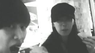 getlinkyoutube.com-[Video] 130916 SNSD Taeyeon Eating with Super Junior Heechul from Instagram