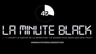 Black M - La Minute Black J-43