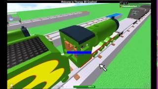 ROBLOX Thomas & Friends Crashes S5