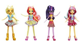 MLP EG Friendship Games-Archery Spirit Dolls