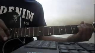getlinkyoutube.com-Ei bristi veja rate Artcell_easy guitar chord lesson_Sanjoy Mukharjee