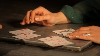 getlinkyoutube.com-How to Do the Last 2 Cards Match Trick | Table Magic Tricks