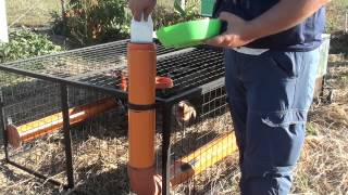 getlinkyoutube.com-How to design chicken tractors at MADE Farms Philippines