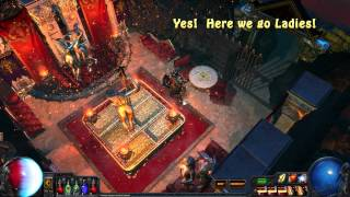 getlinkyoutube.com-The Penthouse - Hideout of the week Submission - Path of Exile