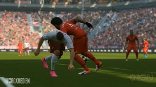 getlinkyoutube.com-PES 2016 Gameplay HD Bayern München vs. AS Roma Full game
