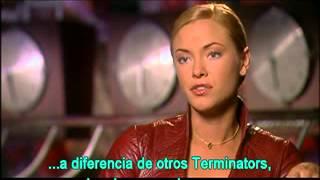 getlinkyoutube.com-TERMINATOR 3 Entrevistas con el elenco