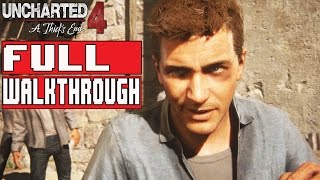getlinkyoutube.com-Uncharted 4 Gameplay Walkthrough Part 1 FULL GAME 1080p No Commentary (Chapter 1-23)