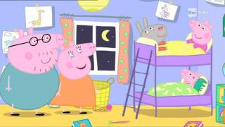 getlinkyoutube.com-Peppa Pig - L'ospite Francese