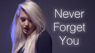 Never Forget You - Zara Larsson & Mnek   Macy Kate Cover