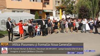 getlinkyoutube.com-Milica Piscureanu si Noua Generatie Colaj HORA LIVE part.1 Nunta Marian si Raluca 26-09-2015