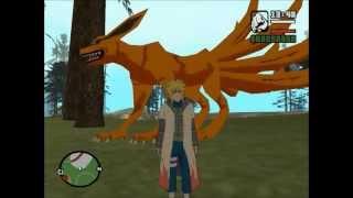 getlinkyoutube.com-Grand Theft Auto San Andreas PC Pack de skins (Naruto, Goku, Hitler, etc...)