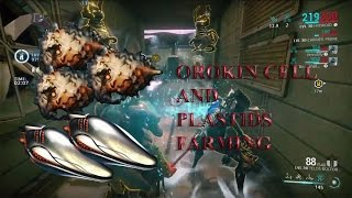 getlinkyoutube.com-WARFRAME: Best OROKIN CELL And PLASTIDS Farming Method