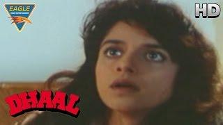 Dhaal Movie || Sunil Shetty Kidnap Anjali Jathar || Vinod Khanna || Eagle Hindi Movies