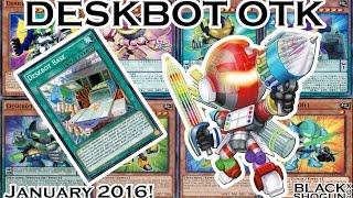 getlinkyoutube.com-YGOPRO-Deskbot OTK  (January 2016 ) !
