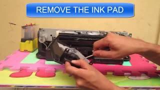 getlinkyoutube.com-EPSON T13 : REPLACING INKPAD - CLEANING INK PAD [SOLVED]