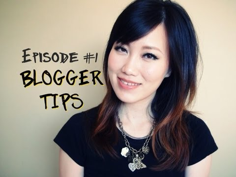 Blogger Tips #01 | Intro to blogging & my blog story
