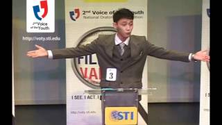 getlinkyoutube.com-2nd Voice of the Youth National Oratorical Competition (Champion)