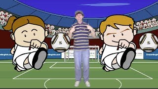 "getlinkyoutube.com-Soccer Football ""I Can Play"" Song | Children, Kids, Elementary, Learn English"