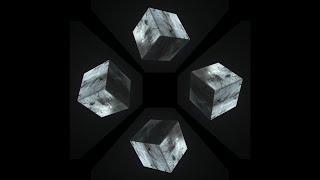 getlinkyoutube.com-Cube  - Pyramid Hologram Screen Up