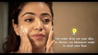 getlinkyoutube.com-Daily Skincare Routine | Skincare Tips