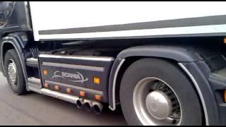 getlinkyoutube.com-Scania r 580 sound EXTREME