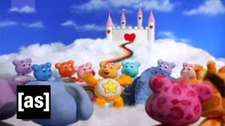 getlinkyoutube.com-Care Bear Cleansing | Robot Chicken | Adult Swim