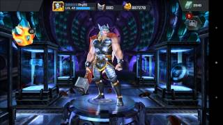 getlinkyoutube.com-Marvel Contest Of Champions : Crystal Cornucopia April 13th 2015 & Spinning Crystals