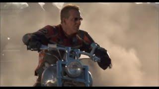 getlinkyoutube.com-Harley Davidson & The Marlboro Man - Bon Jovi / Wanted Dead or Alive