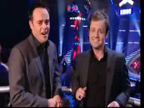 Videos Related To 'britain's Got Talent - Semi Final 2 - C