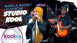 NABILA RAZALI & FLOOR 88   Pematah Hati (LIVE)   Studio Kool
